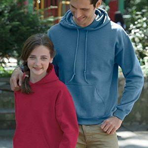 Gildan Men's Heavy Blend Fleece Hooded Sweatshirt