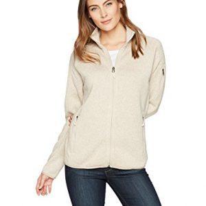 White Sierra Sierra Sweater Fleece Full Zip