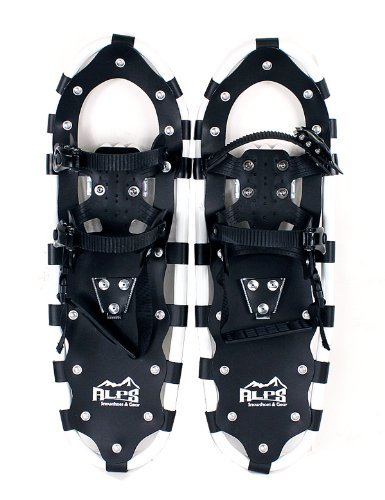 Alps All Terrian Snowshoes for Men Women Adult Kids with FREE Carrying Tote Bag (30 Inches)