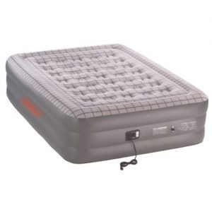 Coleman Premium Double High SupportRest Airbed w/Built in Pump