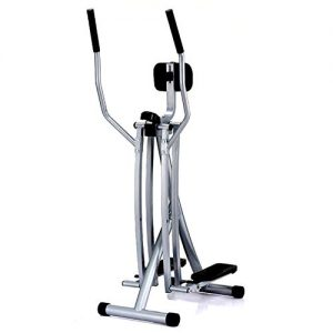 Sunny Health & Fitness SF-E902 Air Walk Trainer Elliptical Machine Glider w/LCD Monitor