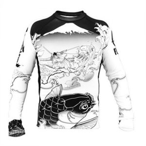 Fuji Fish Long Sleeve Sakana Rashguard