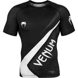 Venum Contender 4.0 Rashguard - Short Sleeves