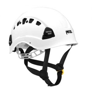 Petzl VERTEX VENT ANSI helmet White A10VWA with a FREE drawstring storage bag