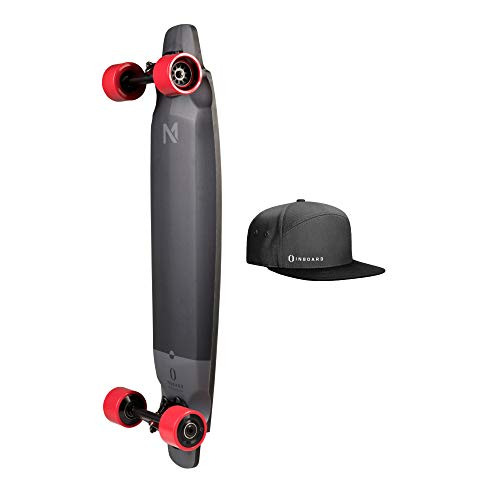 Longer Ride Swappable Battery, Integrated LED