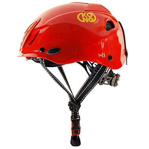 Kong Mouse Work Helmet Red
