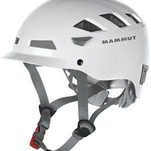 Mammut El Cap Climbing Helmet White/Iron, 52-57cm