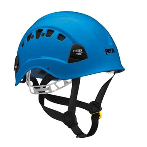 ANSI Helmet Blue A10VBA with a FREE drawstring storage bag