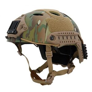 The Mercenary Company Armorwerx CE Certified Climbing/Rafting/Tactical Bump Helmet