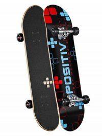 POSITIV Team Complete Skateboards 1