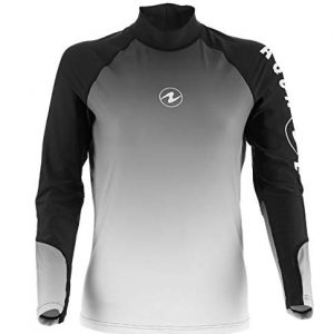 Aqualung Women's Athletic Fit Rashguard Longsleeve
