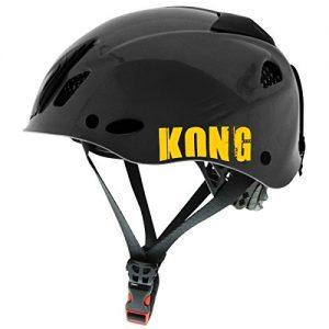 Kong Mouse Climbing Helmet - Black