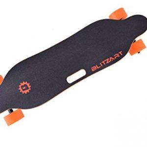 "BLITZART Tornado 38"" Electric Skateboard Electronic Longboard"