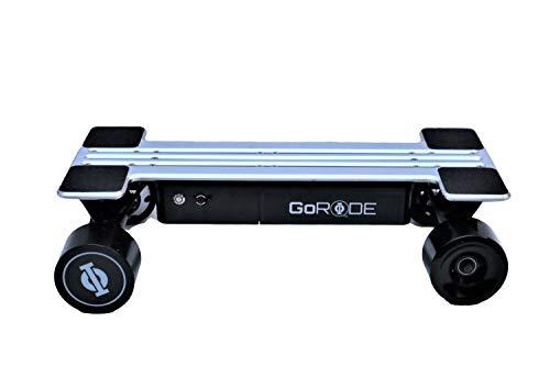 GoRide Pro Skateboard Up to 20 Mile Range Speeds up to 20Mph