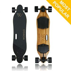 Electric Skateboard, 38Km/H Top Speed, Max Load 280 Pounds