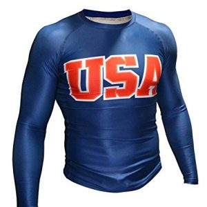 Fuji Sports USA Rash Guard