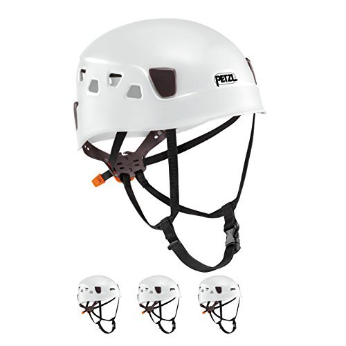 Petzl Panga White Climbing Helmet for Group and Club Use 4 Pack