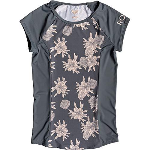 Roxy Women's Fashion Short Sleeve Rashguard