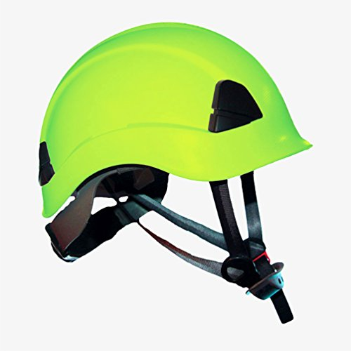 Work and Rescue ANSI HIVIS Helmet Z89.1-2014 Type I Class E Certified