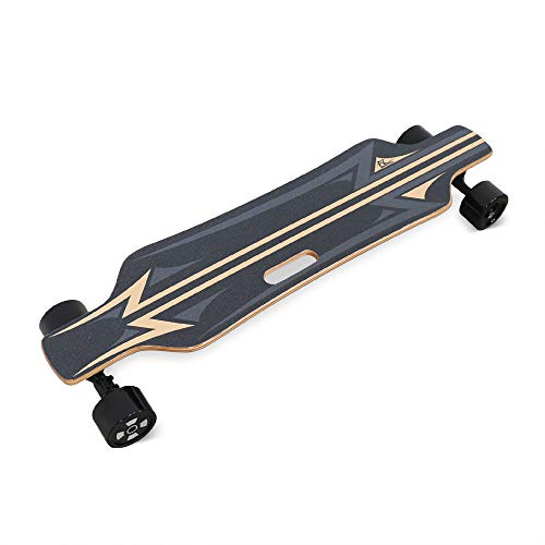Electric Skateboard 350W Motor Longboard with Wireless Remote Control