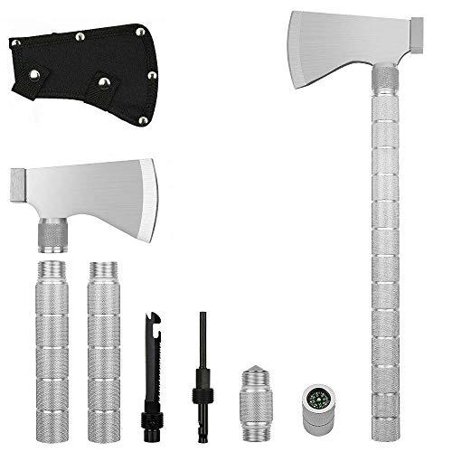 Camping Axe Multi-Tool Hatchet Survival Kit