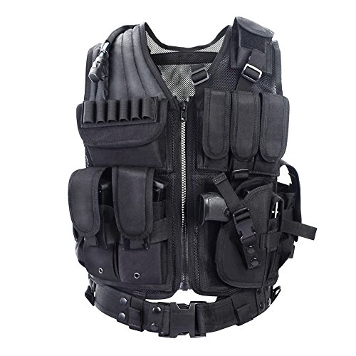 Tactical Vest Outdoor Ultra-Light Breathable Combat Training