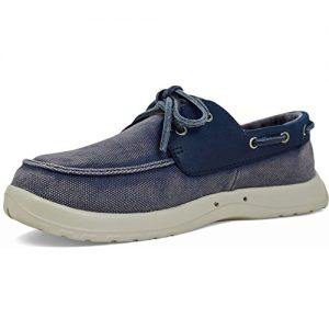 SoftScience The Cruise Canvas Men's Boating Shoes