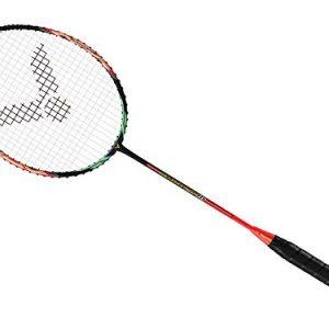 Victor Jetspeed S 10 Q Badminton Racket (4U, G5) UNSTRUNG