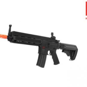 Heckler & Koch and K 416 AEG Black Electric Power Adv Air Soft