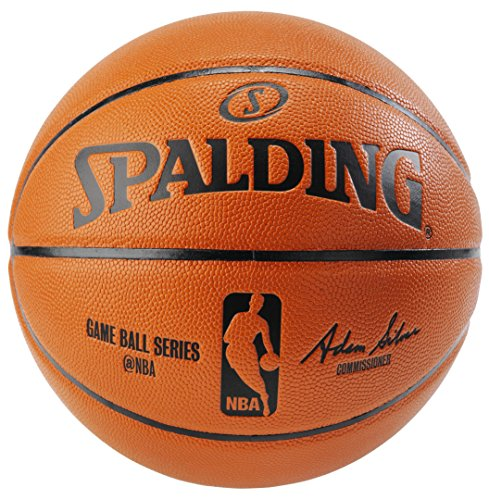 Spalding NBA Indoor/Outdoor Replica Game Ball