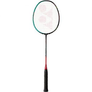 New Badminton Racket (88S Emerald Green, Strung with NG99 @26lb)
