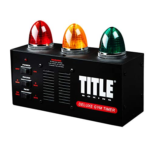 TITLE Deluxe Gym Timer