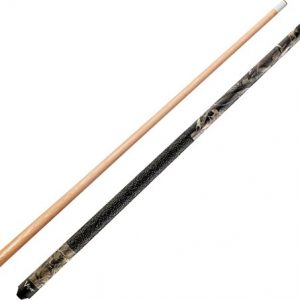 "Viper Signature 57"" 2-Piece Billiard/Pool Cue, Realtree Hardwoods HD Camo"