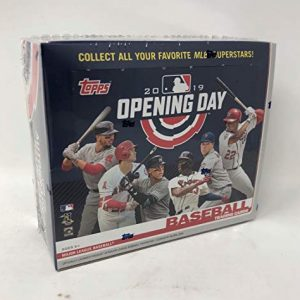 Topps 2019 Opening Day Baseball Retail Display Box (36 Packs)