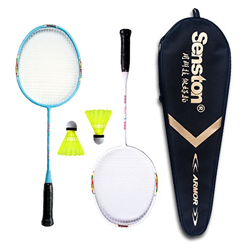 Mini Badminton Set Junior Badminton Racket Kit Outdoor