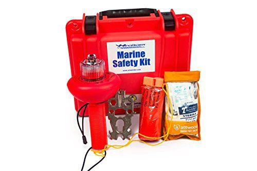 WindRider USCG Boating Safety Kit - Electronic Flare
