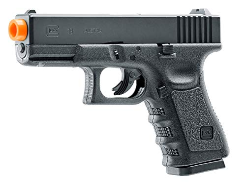 Umarex USA, Glock Air Pistols, Model 19 Gen 3, 6mm