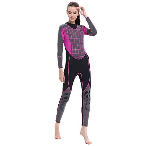 Surfing Snorkeling-One Piece Wet Suit