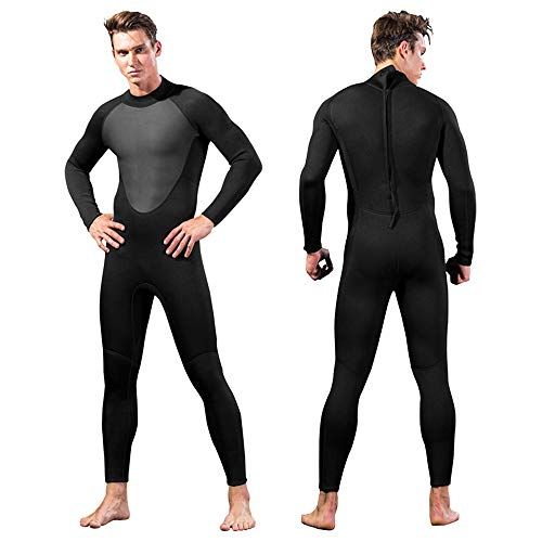 Premium Neoprene 3mm Men's Diving Suit