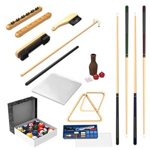 Pool Table Accessory 32 Piece Kit