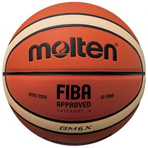 Molten X-Series Indoor/Outdoor Basketball, FIBA Approved