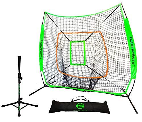Baseball & Softball Net for Hitting & Pitching Heavy Duty