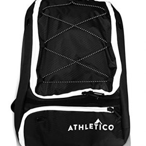 Athletico Baseball Bat Bag - Backpack for Baseball