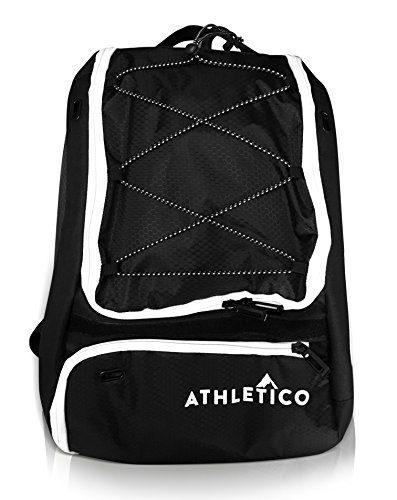 Athletico Baseball Bat Bag - Backpack for Baseball