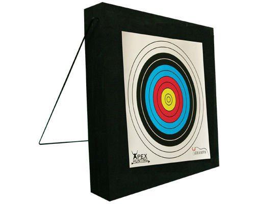 Deluxe Double Layer Backyard Archery Target - 2 x 2 Feet