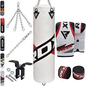 RDX Punching Bag Filled Set Kick Boxing MMA Heavy Muay