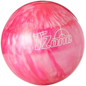 Brunswick TZone Pink Bliss Bowling Ball (10-Pounds)