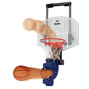 Mini Basketball Hoop With Rebounder and Automatic Ball Return
