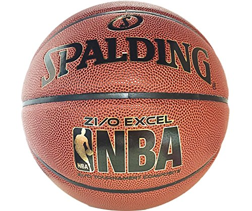 Spalding Zi/O Excel Tournament Basketball - Official Size 7
