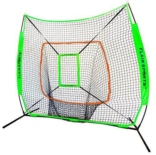 Flair Sports Baseball & Softball Net for Hitting & Pitching